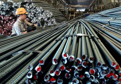 Smuggled steel is heavily imported into Vietnam